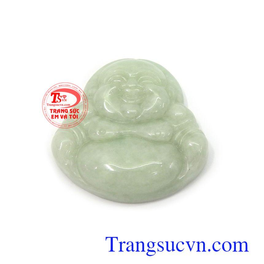 Phật di lặc phớt lục ngọc A được mọi người lựa chọn là lá bùa hộ mệnh cho bản thân