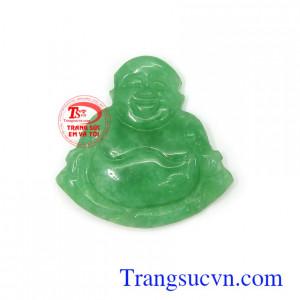 Phật Di Lặc Ngọc jade chưa bọc