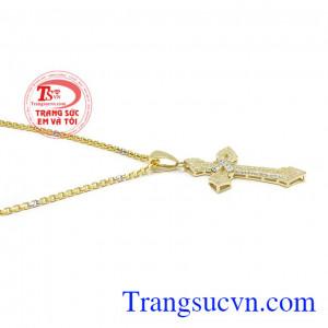 Bộ dây chuyền thánh giá đẹp chất lượng uy tín, giao hàng nhanh trên toàn quốc