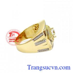 Nhẫn nam thời trang phong cách được nhâp khẩu từ Hàn Quốc. Nhẫn nam thời trang phong cách