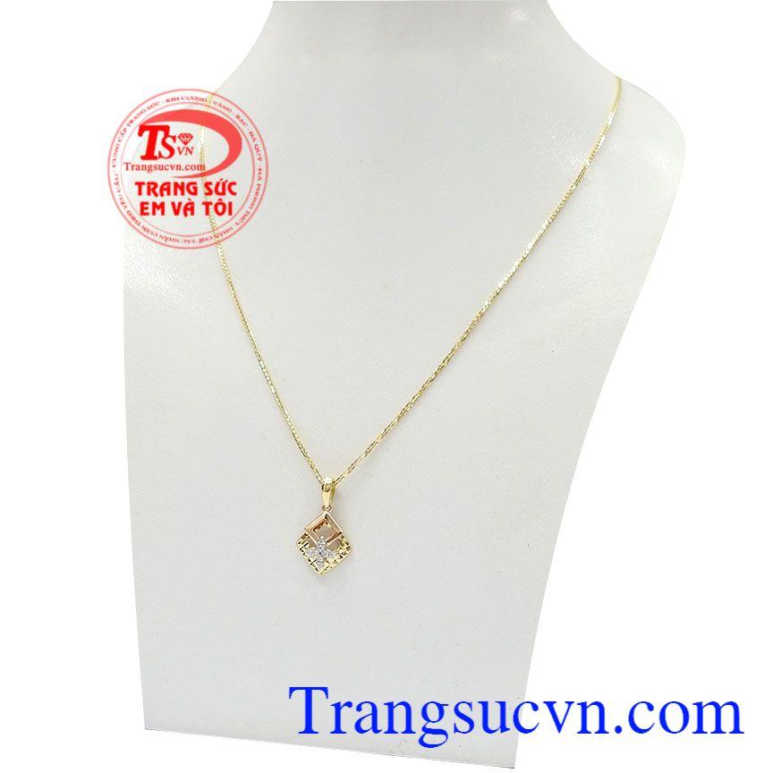 Bộ dây vàng nữ tinh tế, bảo hành 6 tháng, giao hàng nhanh trên toàn quốc,Bộ dây vàng nữ tinh tế