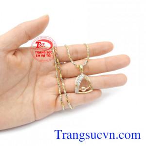 Bộ dây vàng nữ quý phái là món quà phù hợp cho người yêu thương những dịp ý nghĩa