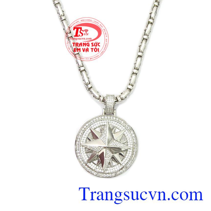 Bộ dây chuyền danh vọng vàng trắng đẹp, chất lượng uy tín, giao hàng nhanh trên toàn quốc
