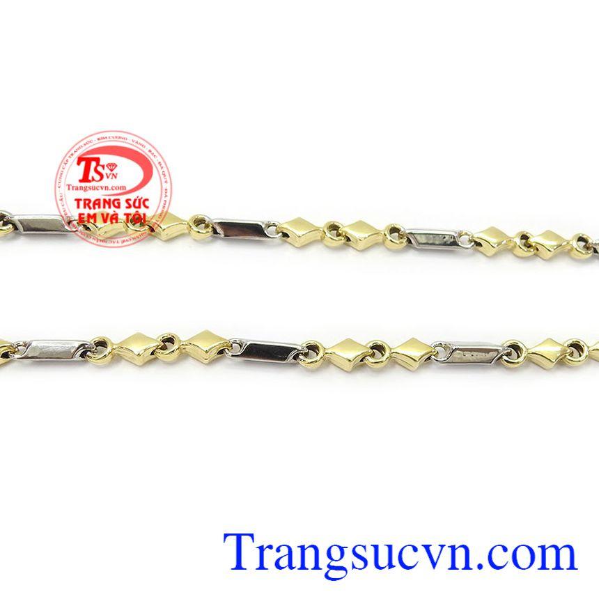 Dây chuyền nam vàng thời thượng thương hiệu bền đẹp, chất lượng, giao hàng toàn quốc