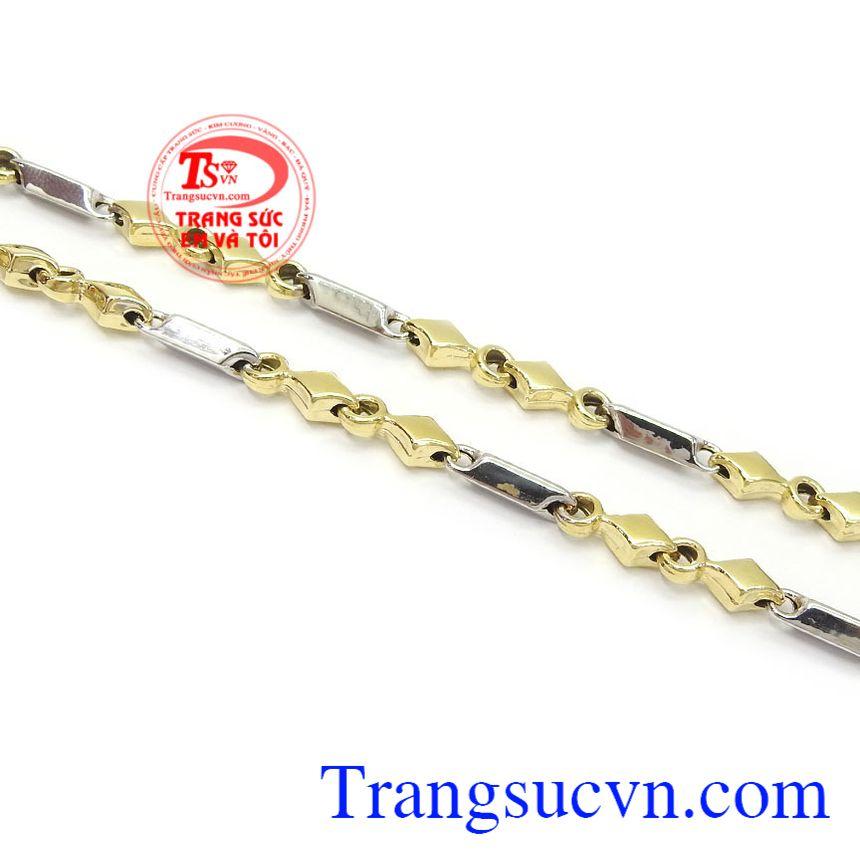 Dây chuyền nam vàng thời thượng là dòng sản phẩm rất được phái mạnh ưa chuộng