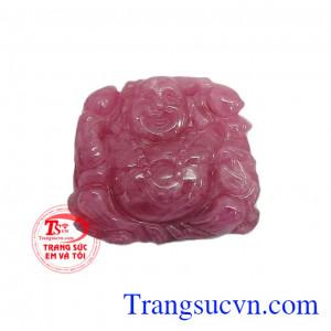 Phật di lặc ruby thành công