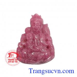 Phật ngọc ruby đẹp