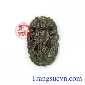 Phật Quan Âm sapphire an nhiên