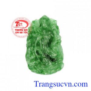 Mặt phật bà jadeite thiên nhiên
