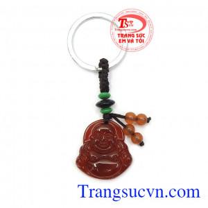 Móc chìa khóa Phật Di Lặc