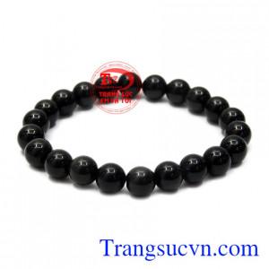 Chuỗi tay Obsidian 8ly