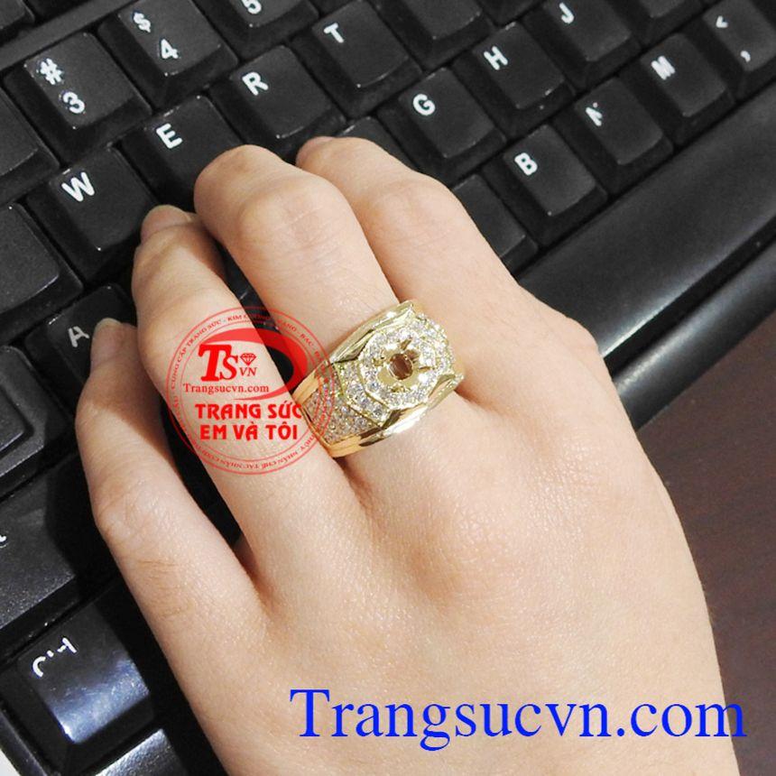 Ổ nhẫn kim cương cao cấp là món quà tuyệt vời cho người bạn yêu thương
