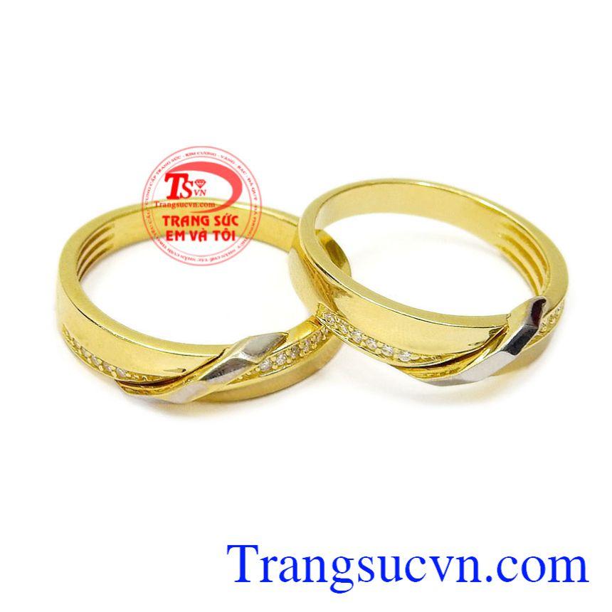 Nhẫn cưới gắn kết hạnh phúc