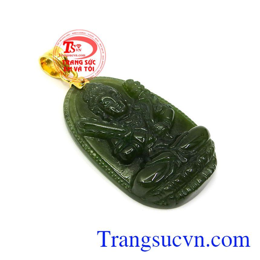 Phật bản mệnh tuổi Sửu và Dần hay còn gọi là Hư Không Tạng Bồ Tát là biểu hiện của từ bi và trí tuệ, ban cho chúng sinh phúc đức, bình an, tiêu tai giải nạn