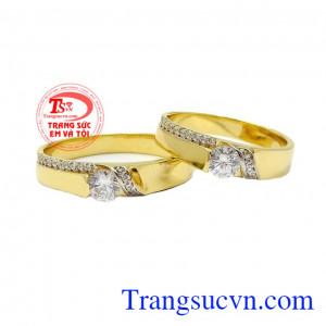 Nhẫn cưới kỷ vật tình yêu