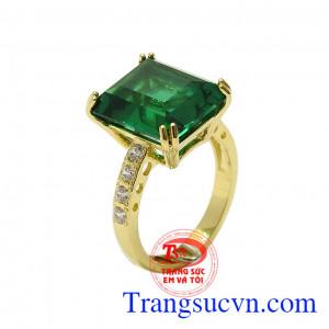 Nhẫn nữ vàng phú quý