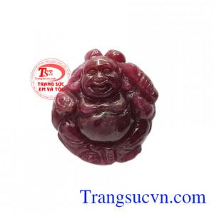 Phật di lặc ruby sung túc