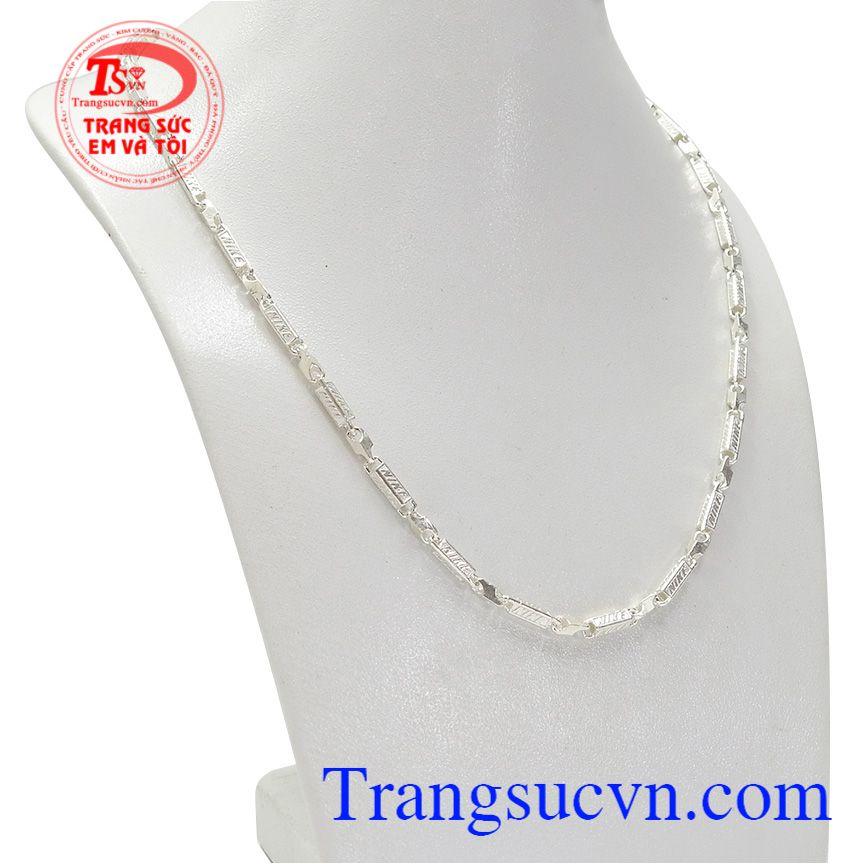 Từ lâu các sản phẩm về trang sức bạc đã được nhiều người biết đến và ưa chuộng.