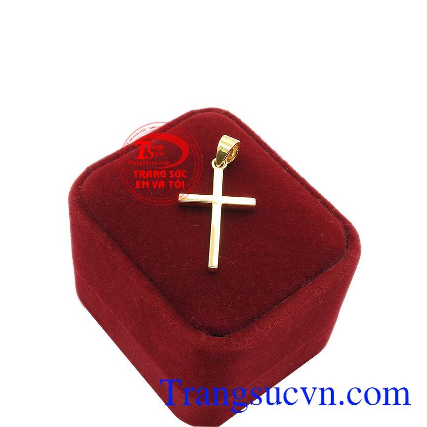 Thánh giá vàng an lành giao hàng trên toàn quốc.