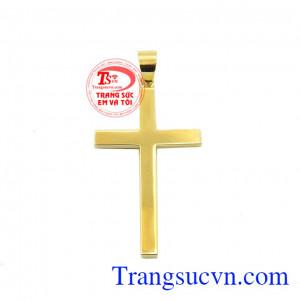 Thánh giá vàng đức tin
