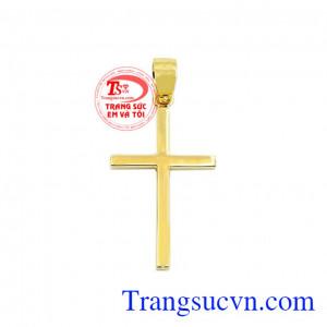 Thánh giá vàng thời thượng