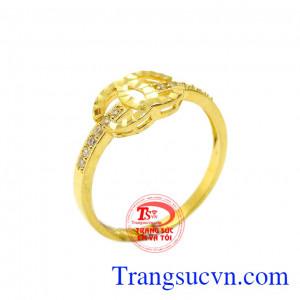 Nhẫn nữ đẹp chanel