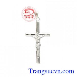 Thánh giá bạc đức tin