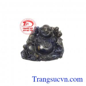 Phật di lặc hoan hỉ đá sapphire
