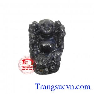 Phật di lặc sapphire vui vẻ