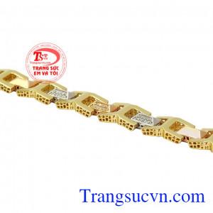 Lắc nam vàng tây phong cách bảo hành uy tín, giao hàng toàn quốc.