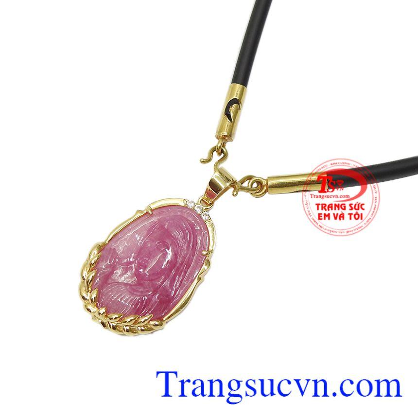 Bộ Đức Mẹ Ruby Thánh Thiện, Bộ trang sức vàng thịnh vượng, Bộ dây chuyền vàng phú quý