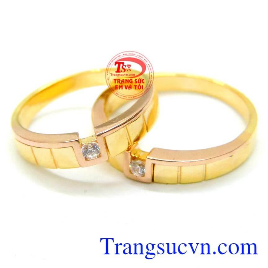 Nhẫn cưới tình yêu thủy chung