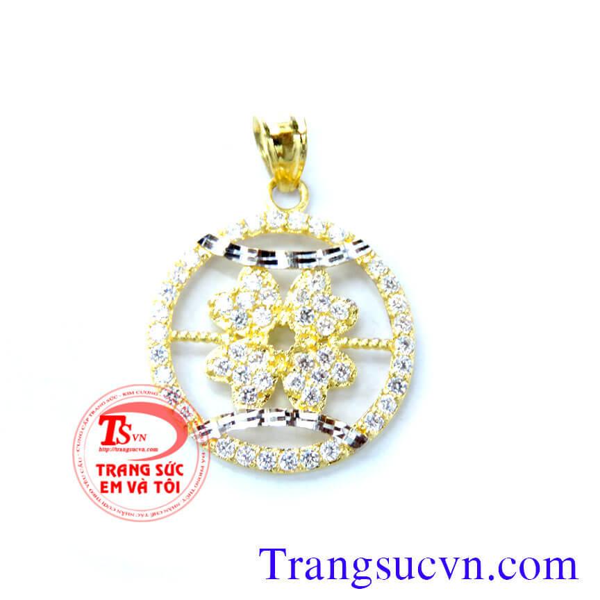 Hình ảnh: Mặt dây vàng tây,mat day vang tay,mat day gia re,mat day vang,mat day chuyen nu, http://trangsucvn.com
