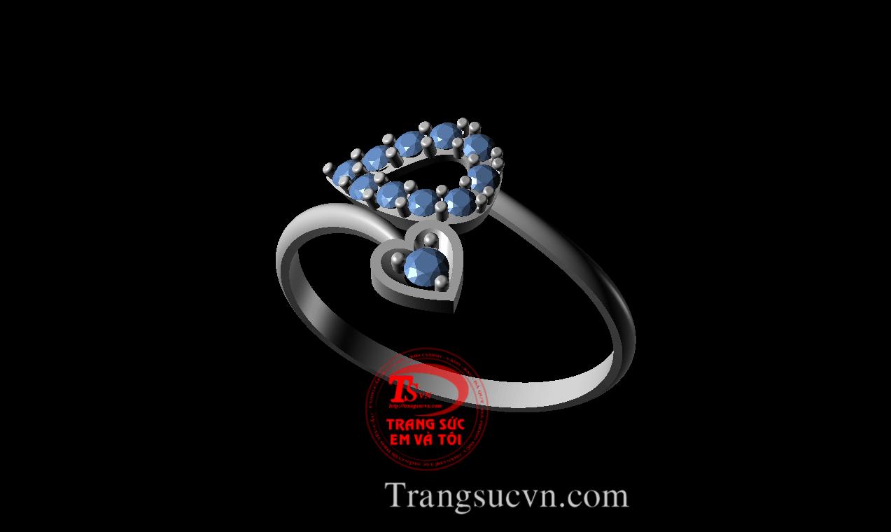 File thiết kế nhẫn nữ 3D