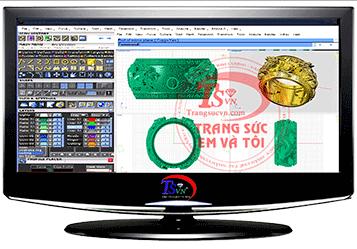 Máy tạo sáp 3D Trang Sức