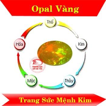 Opal vàng